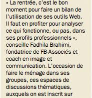 Dossier_Emploi_Le_Parisien_Visibilite_Presence_Fadhila_brahimi