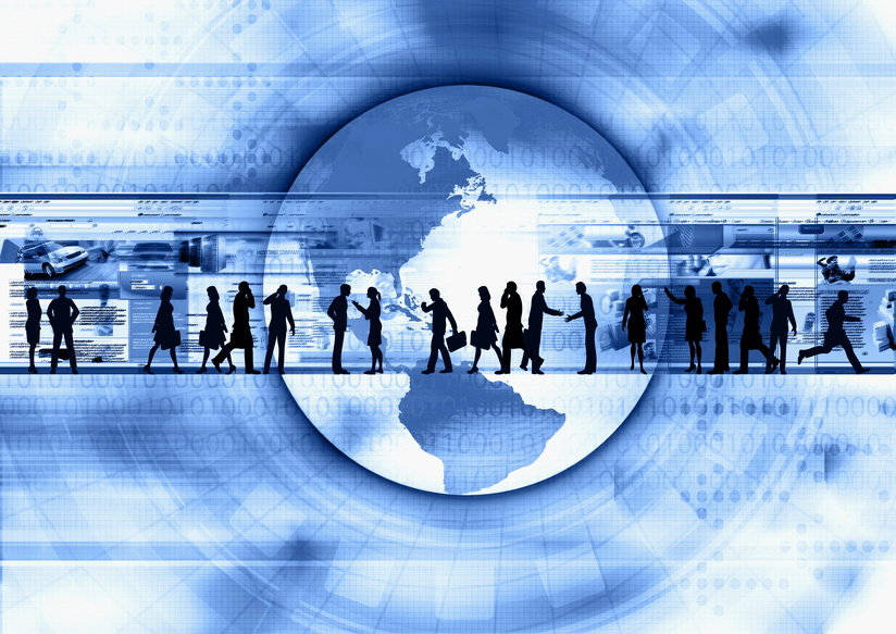 Internet business concept 02