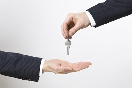 schlüssel übergabe makler